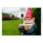 Capitol Lawn Gnome Card