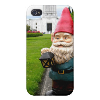 Capitol Lawn Gnome iPhone 4 Cover