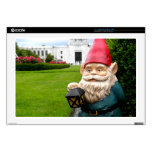 Capitol Lawn Gnome Laptop Decals