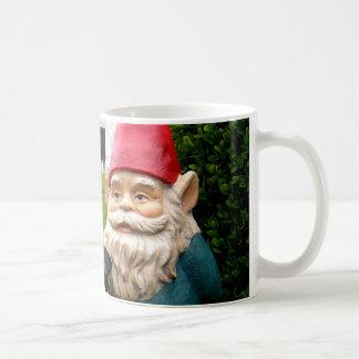 Capitol Lawn Gnome Classic White Coffee Mug