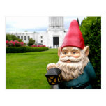 Capitol Lawn Gnome Post Cards