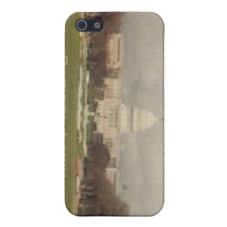 Capitol Lawn-Upclose Cover For iPhone 5
