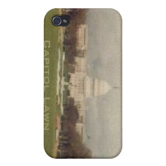 Capitol Lawn-Upclose iPhone 4/4S Cover