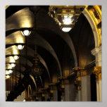 Capitol Lights Print