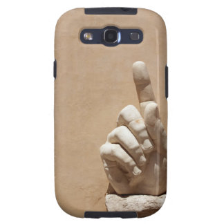 Capitol Museum, hand  from emperor constantine Samsung Galaxy SIII Case