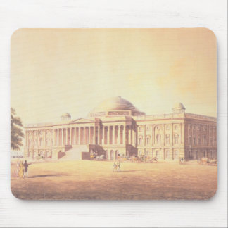 Capitol of the United States, engraved by Mouse Pad