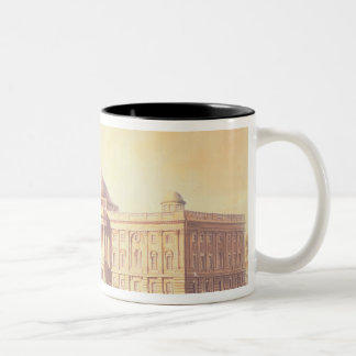 Capitol of the United States, engraved by Coffee Mug