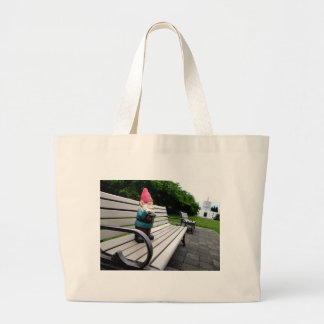 Capitol Park Gnome Tote Bags