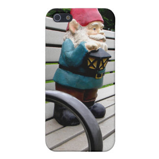 Capitol Park Gnome Case For iPhone SE/5/5s
