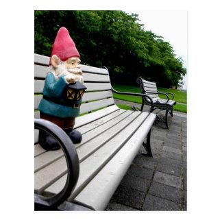 Capitol Park Gnome Postcard