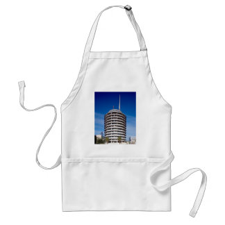 Capitol Records Hollywood Boulevard Adult Apron
