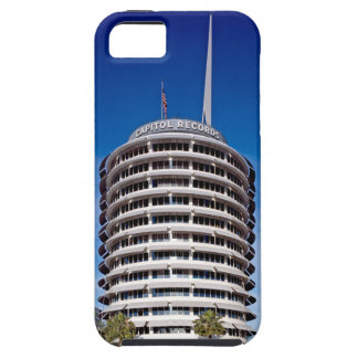 Capitol Records Hollywood Boulevard iPhone 5 Cases