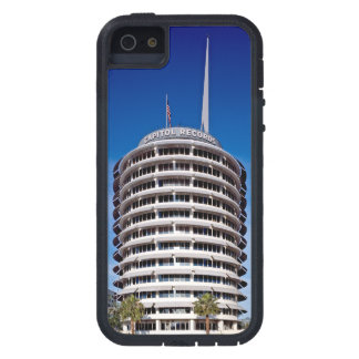 Capitol Records Hollywood Boulevard iPhone 5 Cover