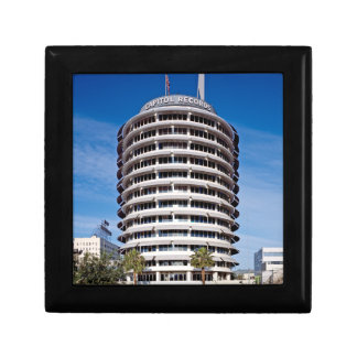 Capitol Records Hollywood Boulevard Jewelry Box
