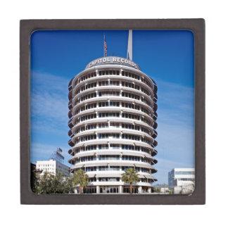 Capitol Records Tower LA Gift Box