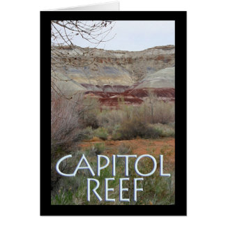 Capitol Reef Card