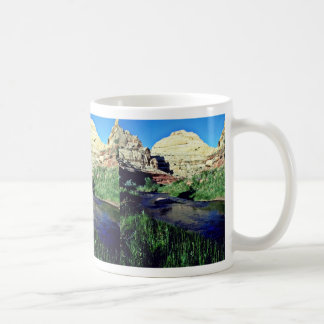 Capitol Reef Formation - Capitol Reef National Par Classic White Coffee Mug