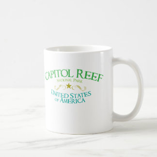 Capitol Reef National Park Coffee Mug