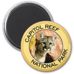 Capitol Reef National Park Fridge Magnet