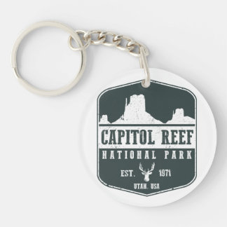 Capitol Reef National Park Keychain