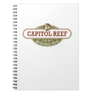 Capitol Reef National Park Notebook