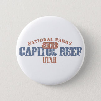 Capitol Reef National Park Pinback Button
