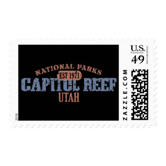 Capitol Reef National Park Postage