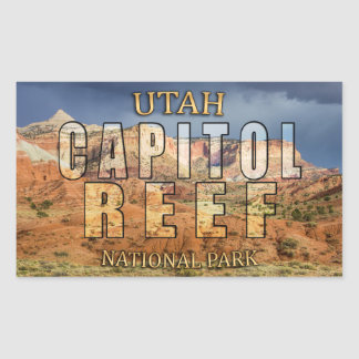 Capitol Reef National Park Stickers