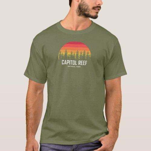 Capitol Reef National Park T_Shirt
