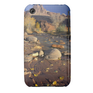 CAPITOL REEF NATIONAL PARK, UT, US, Cottonwood iPhone 3 Covers