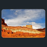 "CAPITOL REEF NATIONAL PARK, UTAH MAGNET<br><div class=""desc"">Unique,  one of a kind fine art photography magnet.</div>"