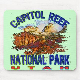 Capitol Reef National Park Utah Mouse Pad