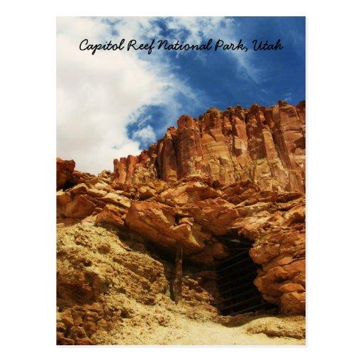 Capitol Reef National Park, Utah Postcards