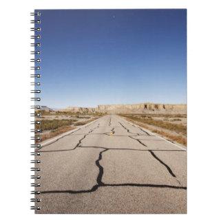 Capitol Reef National Park, Utah Spiral Notebook