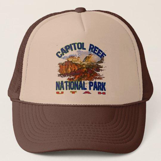 Capitol Reef National Park Utah Trucker Hat