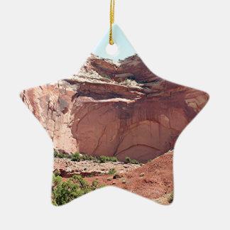Capitol Reef National Park, Utah, USA 10 Ceramic Ornament