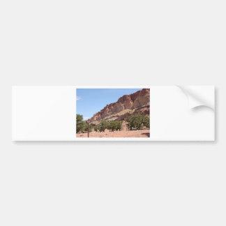 Capitol Reef National Park, Utah, USA 12 Bumper Sticker