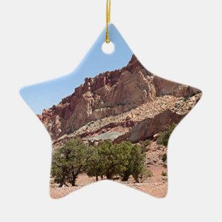 Capitol Reef National Park, Utah, USA 12 Ceramic Ornament