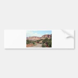 Capitol Reef National Park, Utah, USA 13 Car Bumper Sticker