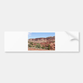 Capitol Reef National Park, Utah, USA 14 Car Bumper Sticker
