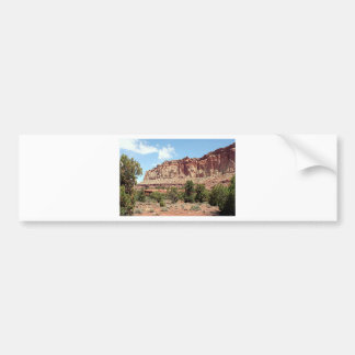Capitol Reef National Park, Utah, USA 16 Car Bumper Sticker