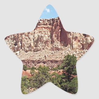 Capitol Reef National Park, Utah, USA 16 Star Sticker