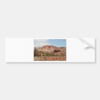 Capitol Reef National Park, Utah, USA 17 Car Bumper Sticker