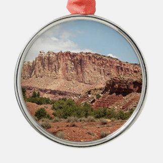 Capitol Reef National Park, Utah, USA 17 Metal Ornament
