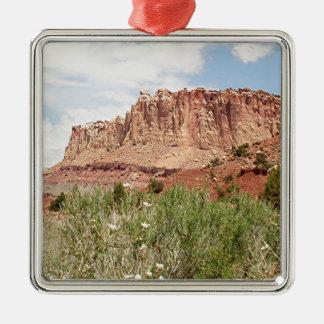 Capitol Reef National Park, Utah, USA 18 Metal Ornament