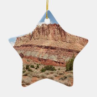 Capitol Reef National Park, Utah, USA 19 Ceramic Ornament