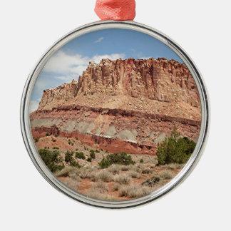 Capitol Reef National Park, Utah, USA 19 Metal Ornament
