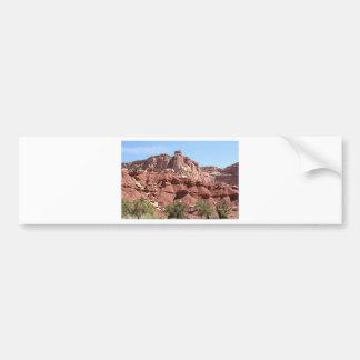 Capitol Reef National Park, Utah, USA 1 Car Bumper Sticker