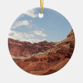 Capitol Reef National Park, Utah, USA 20 Ceramic Ornament
