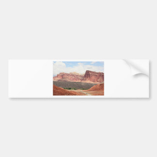 Capitol Reef National Park, Utah, USA 21 Car Bumper Sticker
